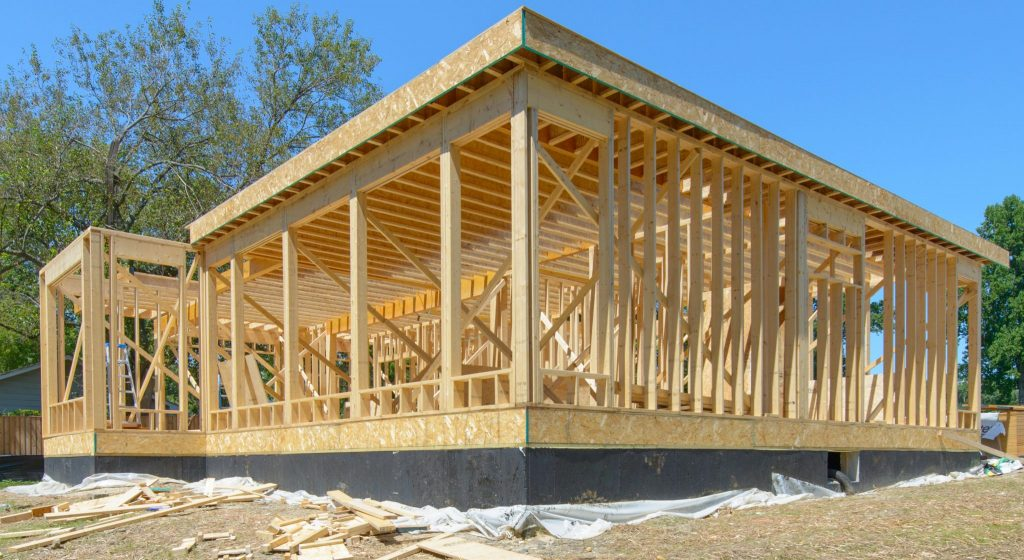 20170809 Framing MBP 7675, Anne Arundel County, Johnson Lumber