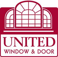 Red United Window & Door logo