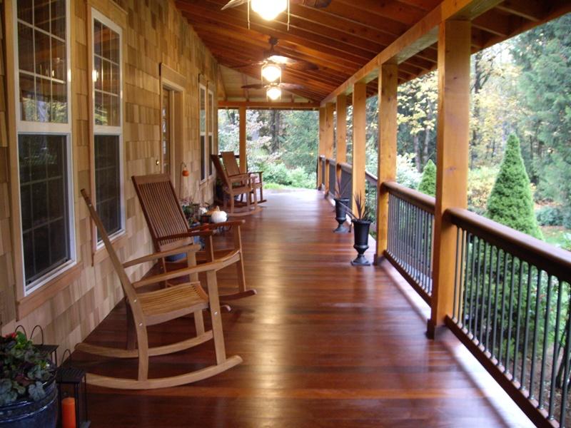 thompson mahogany ipe porch deck 1, Anne Arundel County, Johnson Lumber
