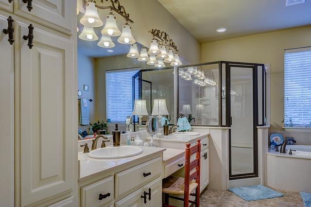 Johnson Lumber Bathroom Lighting, Anne Arundel County, Johnson Lumber