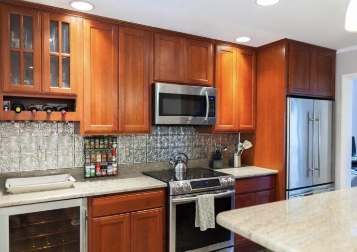 Homewood Cottage Kitchen Remodel, Johnson Lumber, Anne Arundel, MD Lumber, Millwork, & Builders' Materials