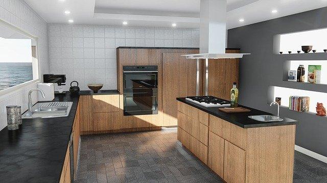 Kitchen remodeling, Anne Arundel County, Johnson Lumber