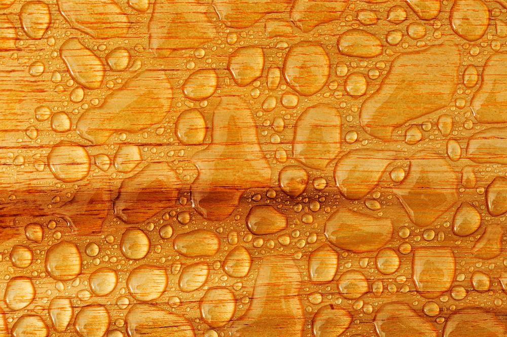 weatherproofing wood deck