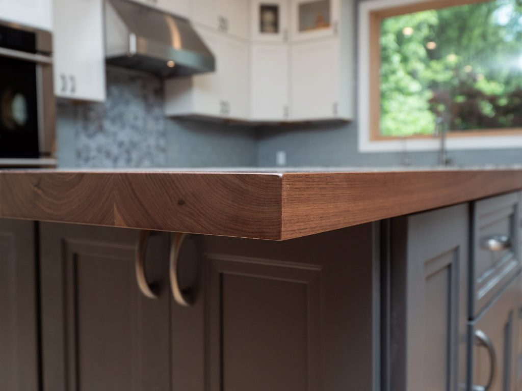 Saddle Kitchen Design, Anne Arundel County, Johnson Lumber