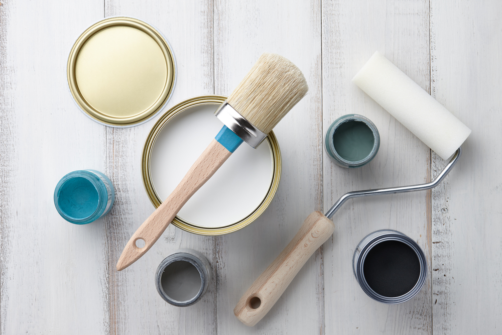 paint finishes interior painting
