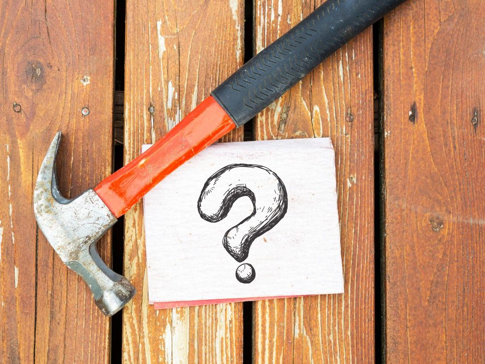 frequently asked questions about decking