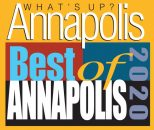 Johnson Lumber best of Annapolis 2020 Award