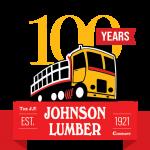 Johnson Lumber logo, Johnson Lumber, Anne Arundel, MD Lumber, Millwork, & Builders' Materials