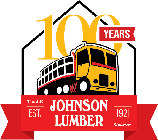 Johnson Lumber logo, Johnson Lumber, Anne Arundel, MD Lumber, Millwork, & Builders' Materials