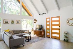 Simpson Exterior Door, Johnson Lumber